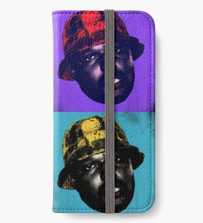 Pop Art Schoolboy Q iPhone Wallet