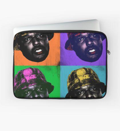 Pop Art Schoolboy Q Laptop Sleeve