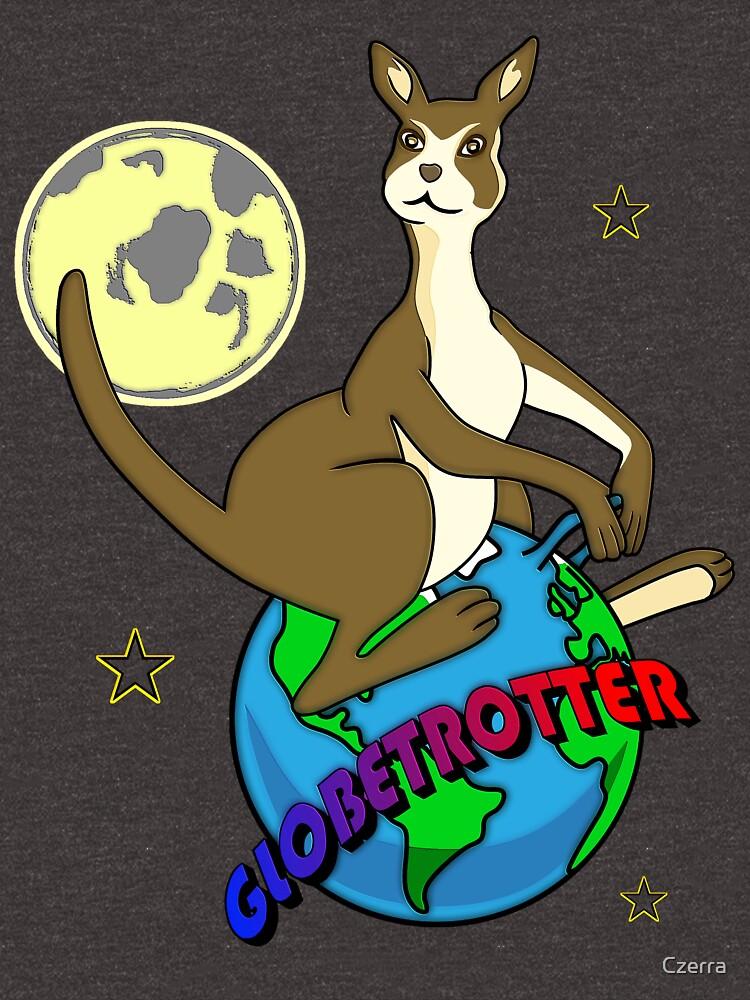 Globetrotter by Czerra