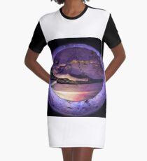Creation Graphic T-Shirt Dress