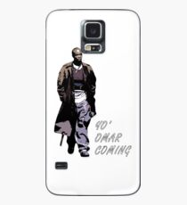 Omar Little Case/Skin for Samsung Galaxy