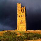 Castle Hill - Huddersfield West Yorkshire by Glen Allen