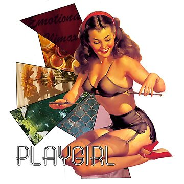 Playgirl pin up p.5 (semi closet safe)  by Sunnysapphic