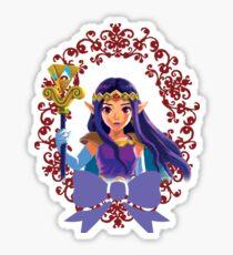 Princess Hilda of Lorule Sticker