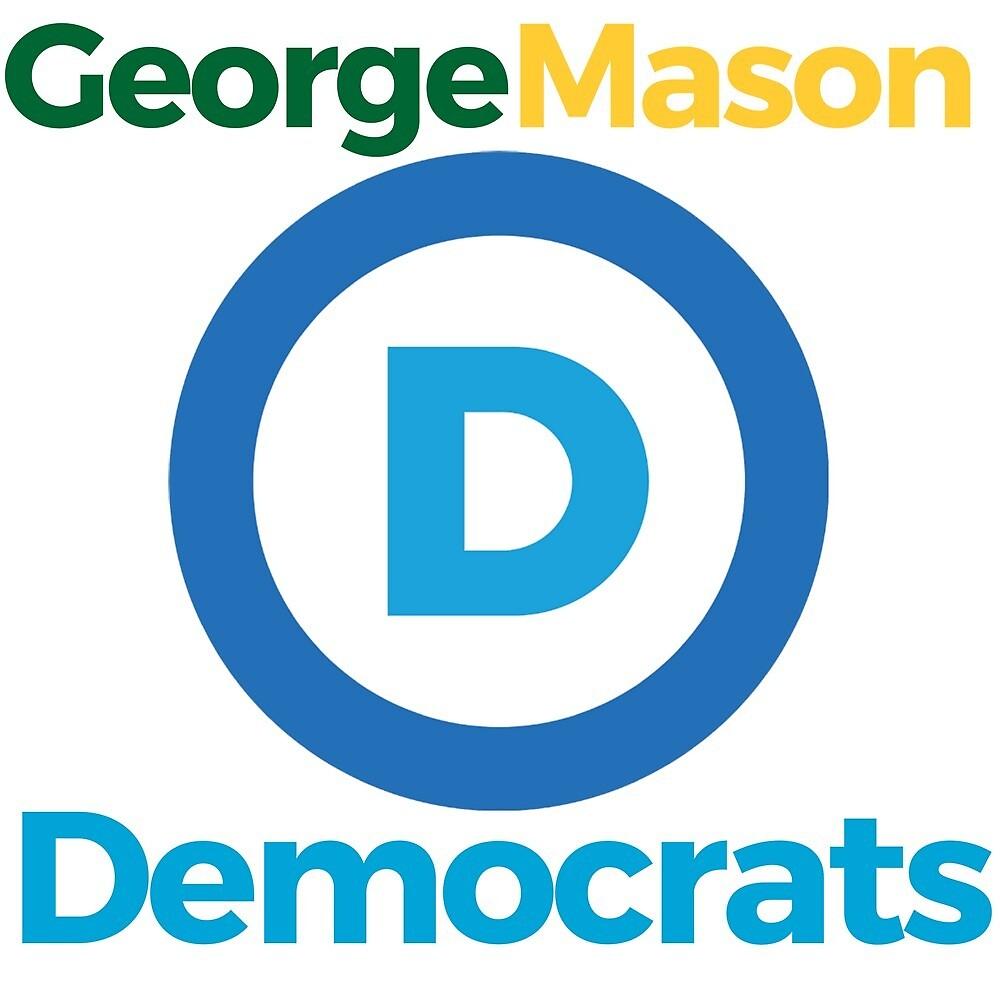 Basic logo by George Mason Democrats