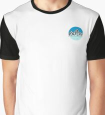 Colorado mountain scene  Graphic T-Shirt