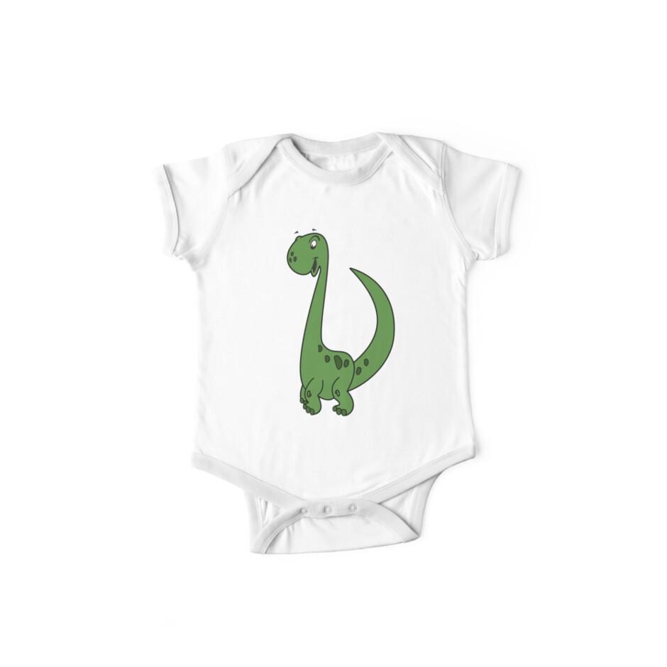 Funny dinosaur by fourretout