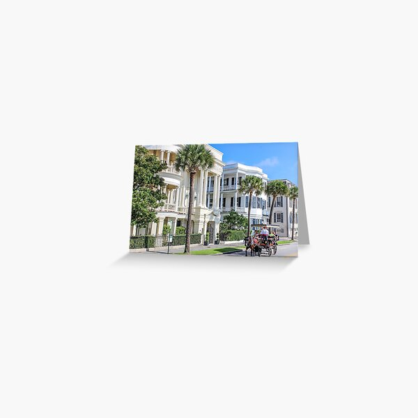 Charleston Battery Greeting Card