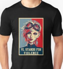 League of legends VI T-Shirt