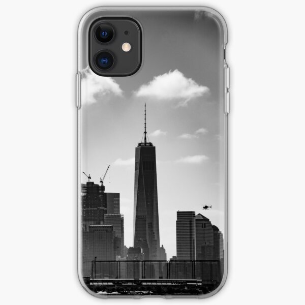 Megacity New York iPhone Soft Case