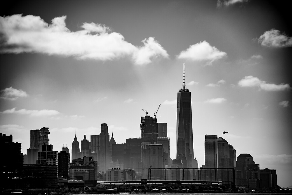 Megacity New York by EthanQuin