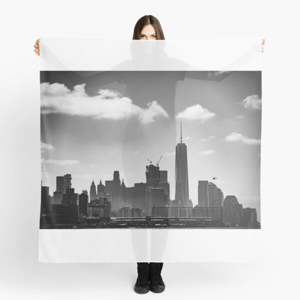 Megacity New York Scarf