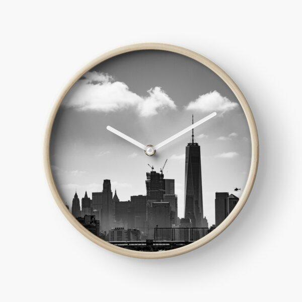 Megacity New York Clock