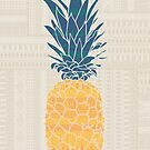 Pineapple Paradise by Dina June Toomey