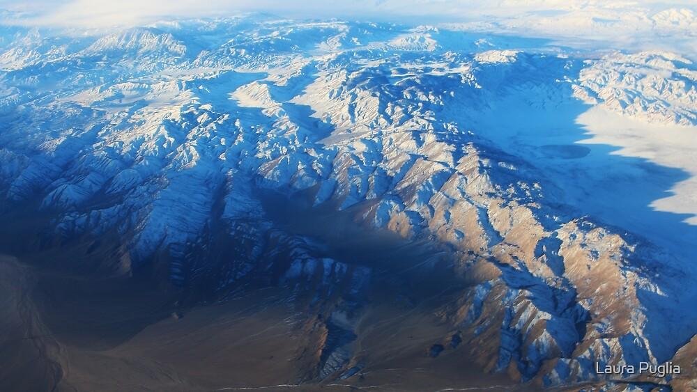 Sierra Nevada Mountains by Laura Puglia