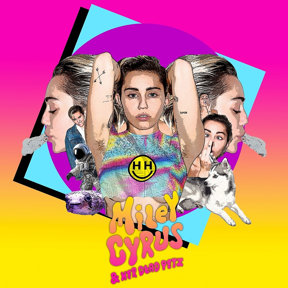 Miley Cyrus & Her Dead Petz #2 by emmaduvals
