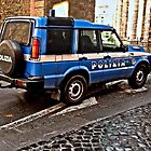 Swiss Police Vehicle by RawImageArt