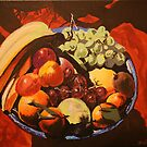 THE FRUIT BOWL by DionJay