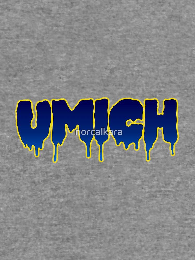 umich by norcalkara