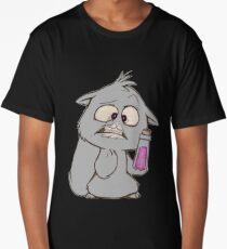 Yzma the cat Long T-Shirt