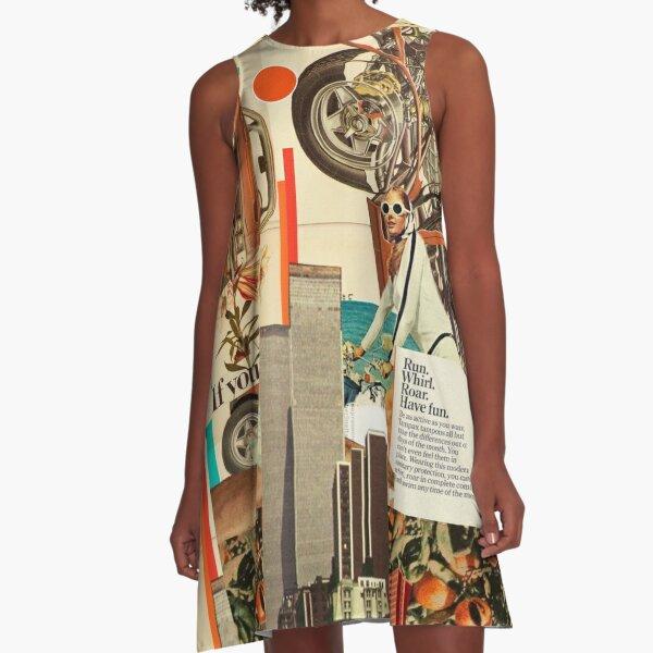 If You A-Line Dress