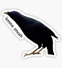 Lemme Smash (Ron) Sticker