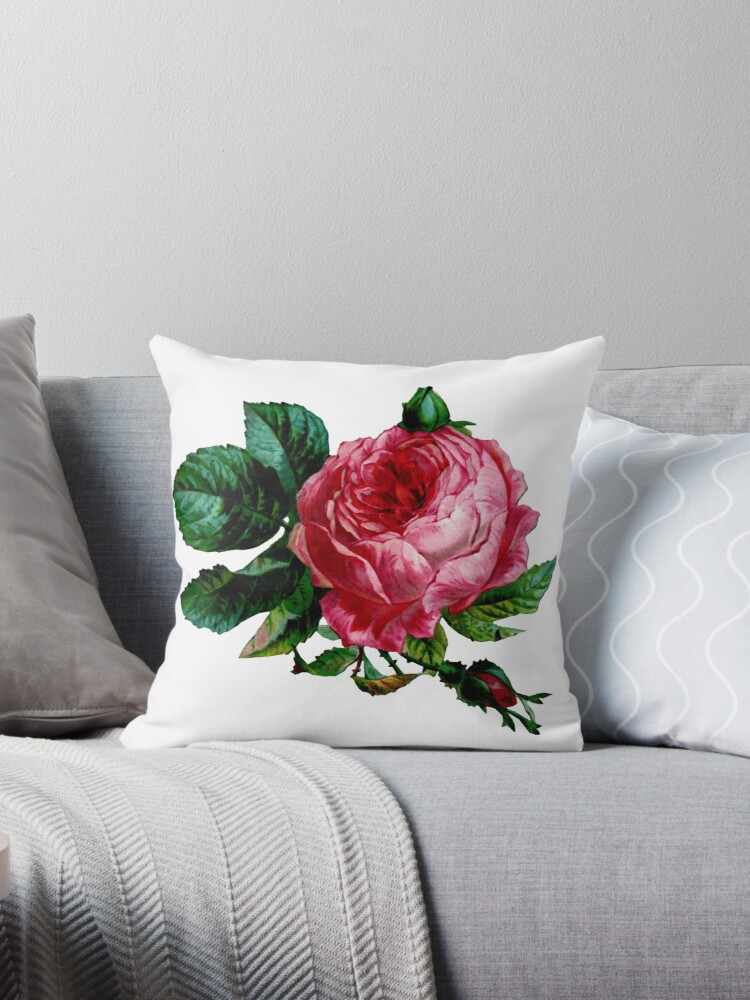 Vintage roses 5. by Alexandra Dahl