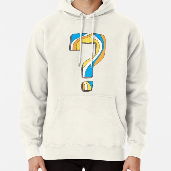 Why? Pullover Hoodie