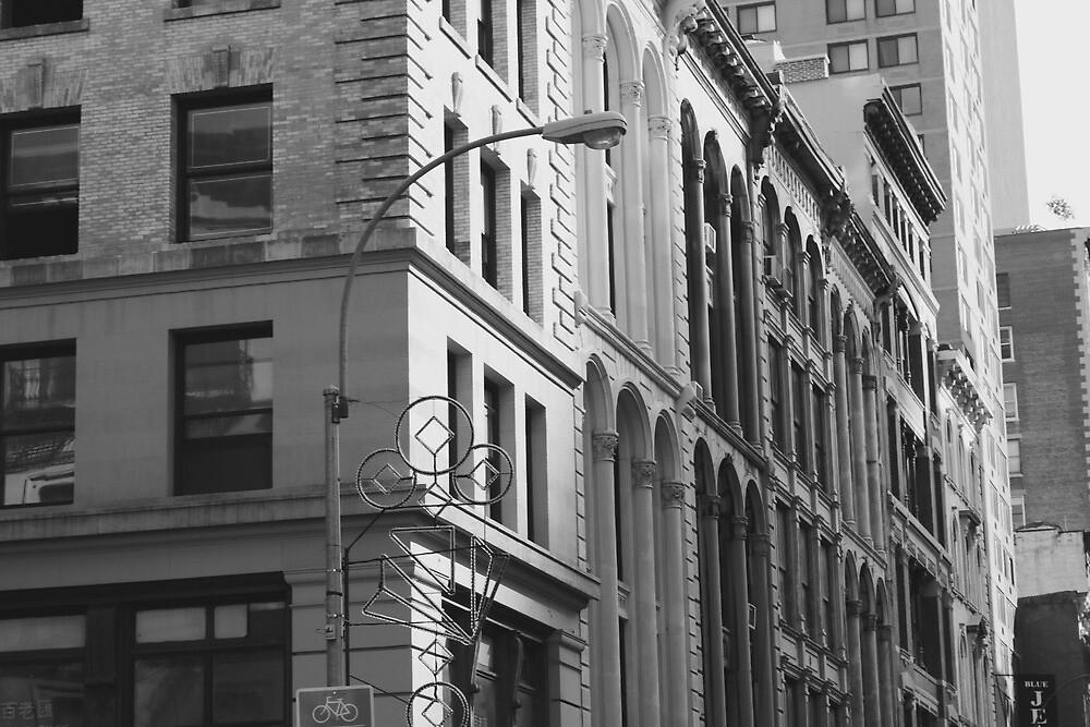 New York by chantalmarie