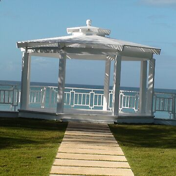 Gazebo, Dreams La Romana, Dominican Republic by Mowny