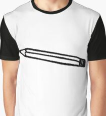 Pencil Graphic T-Shirt