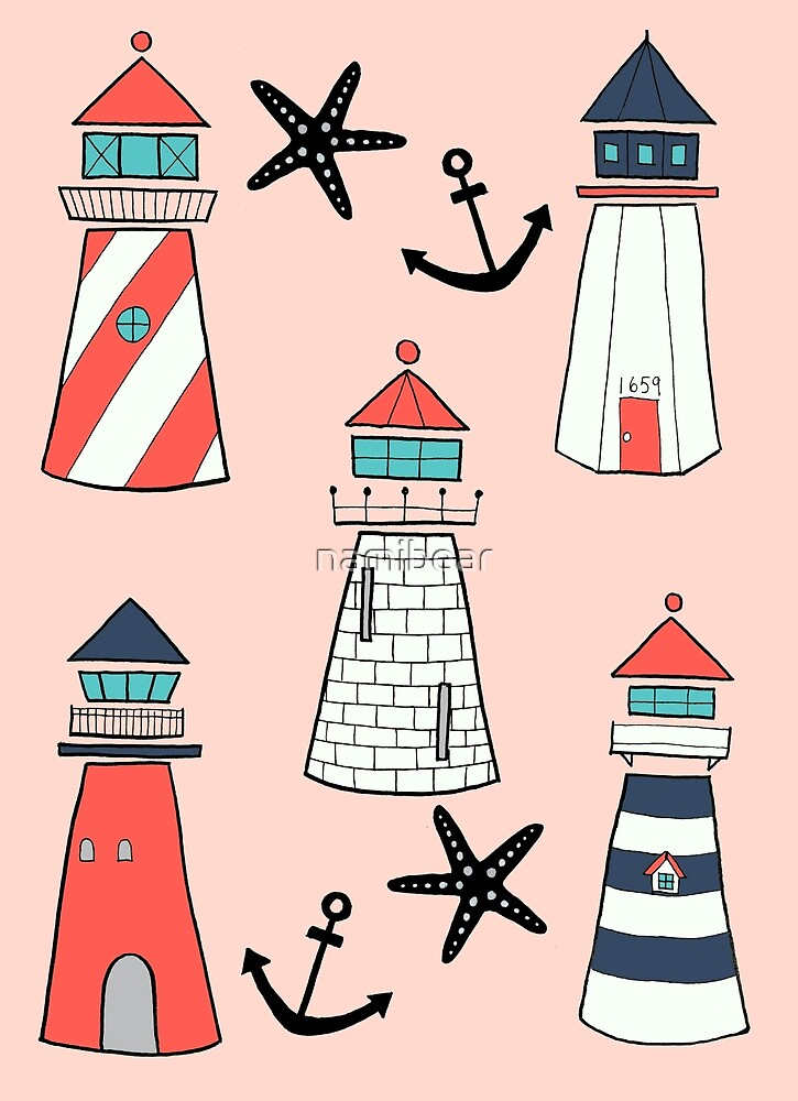 Lighthouses by namibear