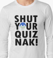 Voltron Inspired Shut Your Quiznak Quote T-Shirt