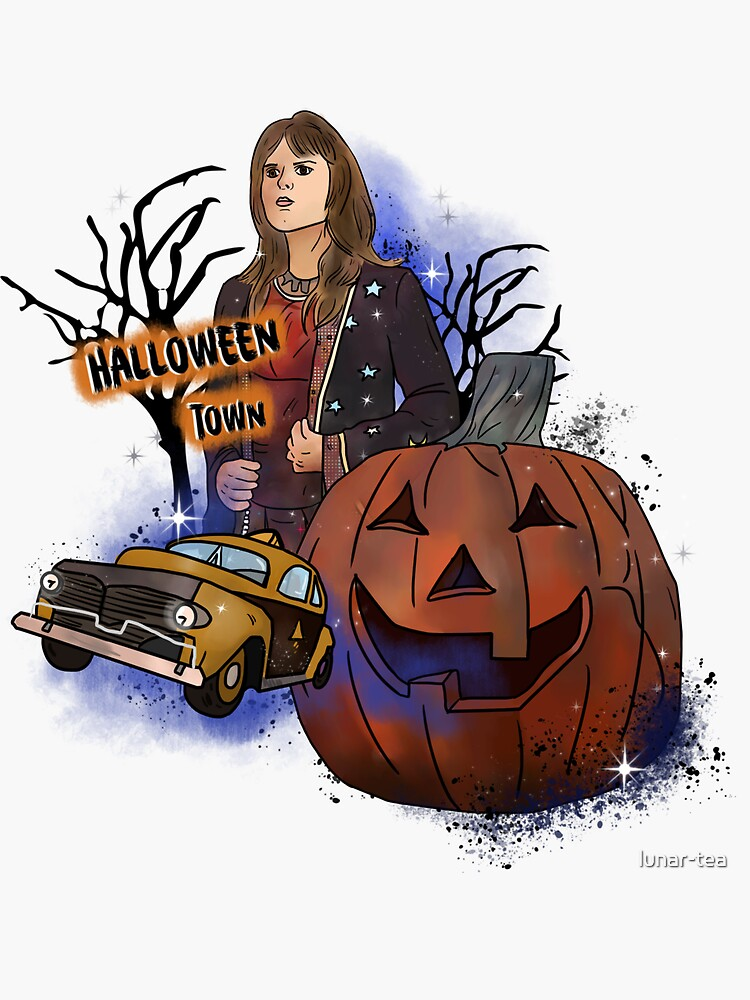 Halloweentown Marnie by lunar-tea