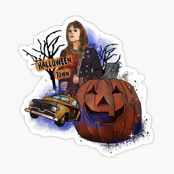 Halloweentown Marnie Sticker