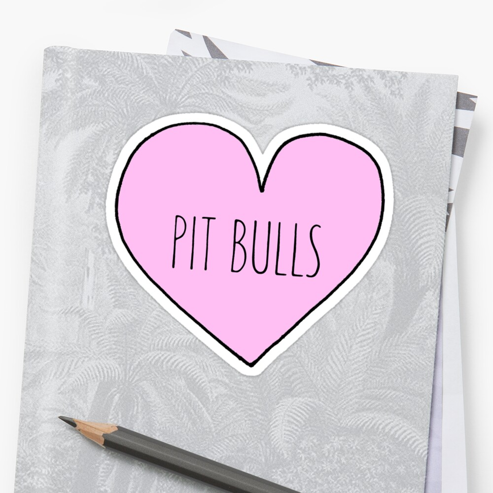 Pit Bull by Caro Owens  Designs