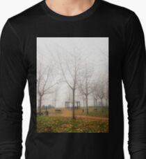 Invierno nebuloso Long Sleeve T-Shirt