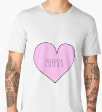Puppies Men's Premium T-Shirt