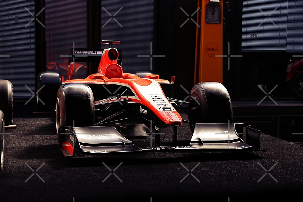 f1, formula one by hottehue