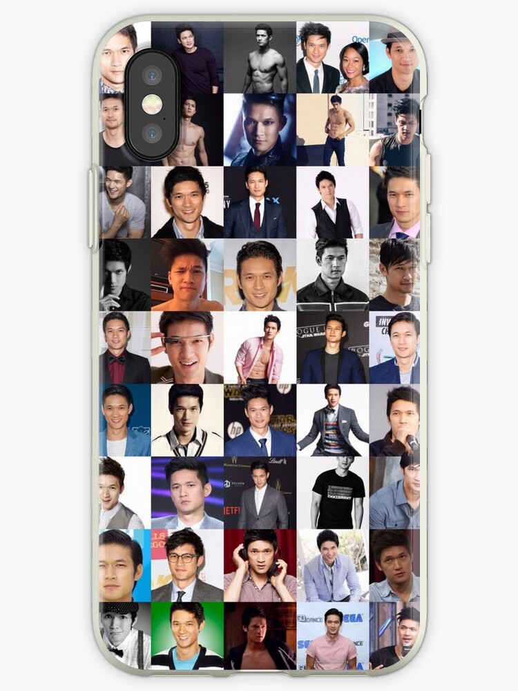 Harry Shum Jr. Collage - Many Items Available by fandomxclothing