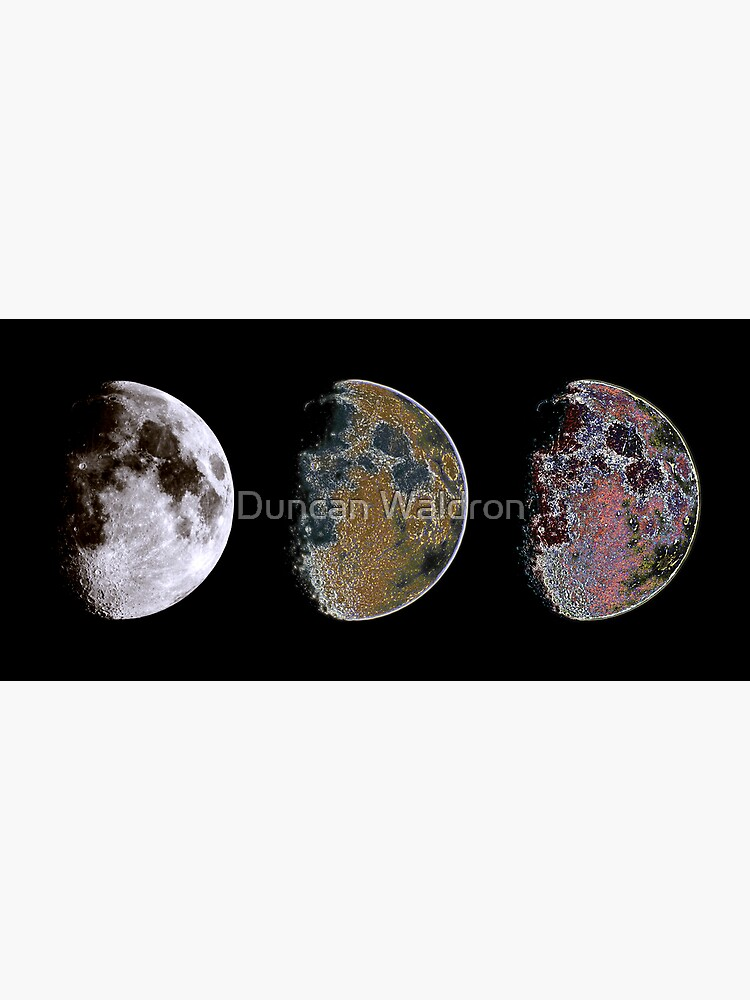 3 Phases of The Moon by DuncanW