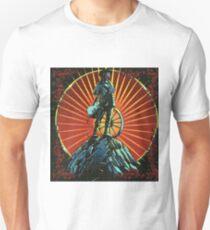 Grateful dead head blotter poster T-Shirt