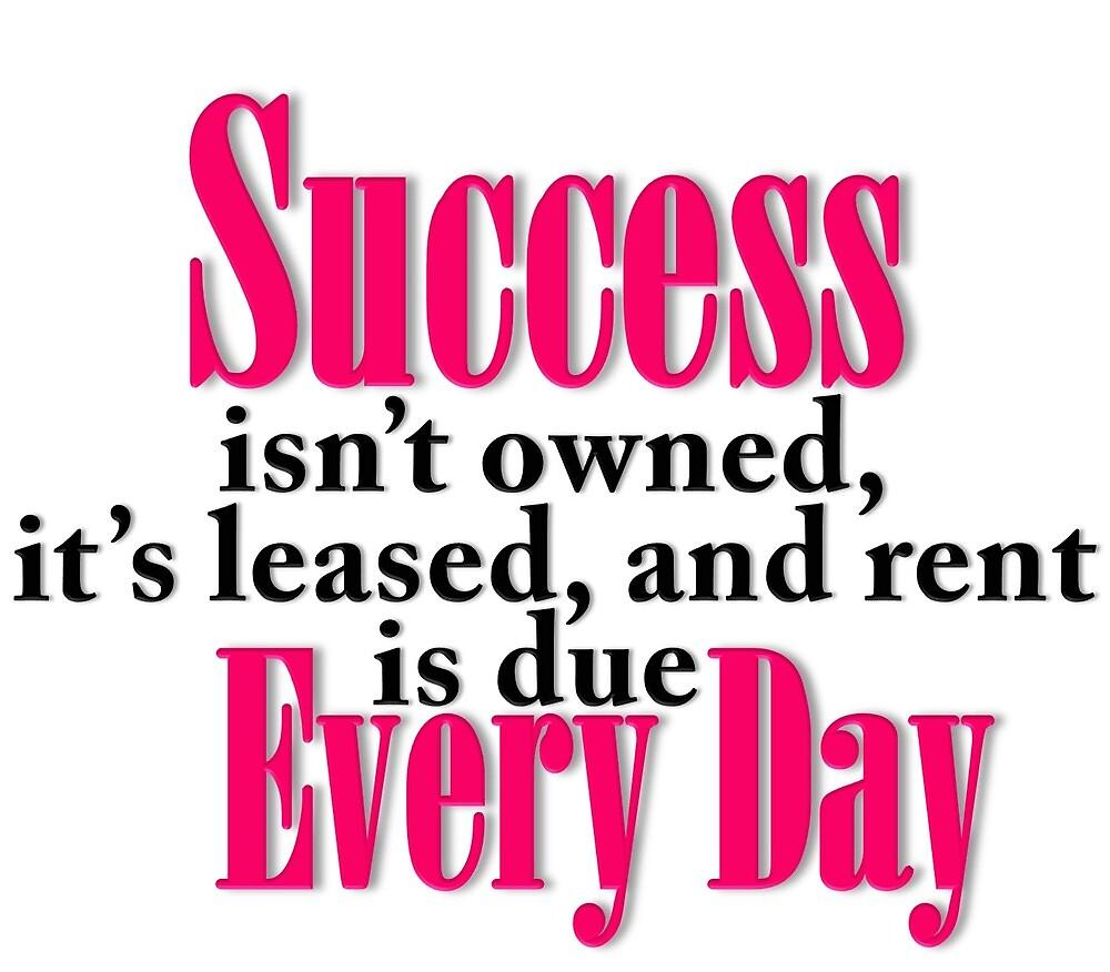 Success by MissJaiEllis