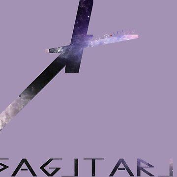 Cosmic Sagitarius by geo-virus