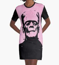 Frankenstein T-Shirt Kleid