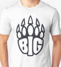 BIG Logo BLUE&WHITE T-Shirt