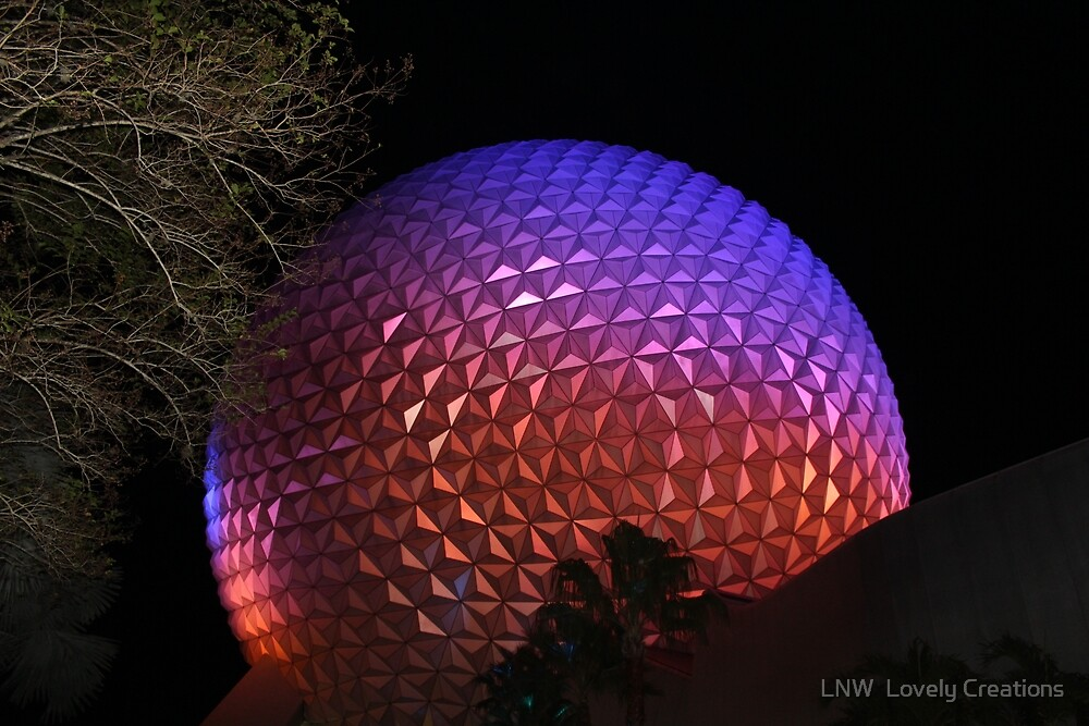 Epcot by Lnw671