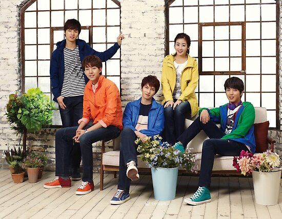 CnBlue by MartinesMerch
