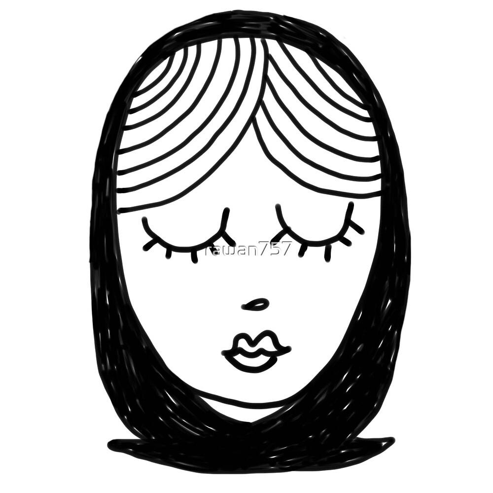 Girl بنت by rawan757
