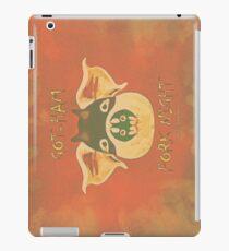 GOT-HAM-022 iPad Case/Skin